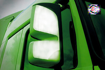 Mirror Covers Actros MP3 - 2pcs