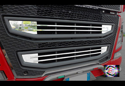 Radiator Profiles FH4 - 2 parts