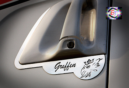Handle Profiles Griffin R-Series / Streamline - 2pcs