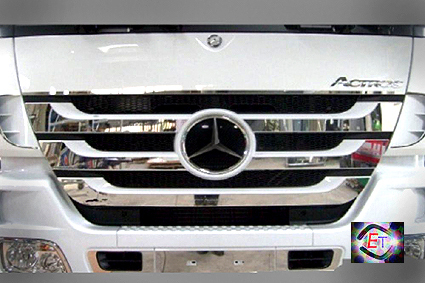 Grill Strips Actros MP3 (Big Cabin) - 1 pc / 6 parts